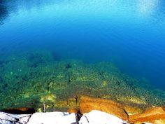 Lake Topaz, Ontario, Canada