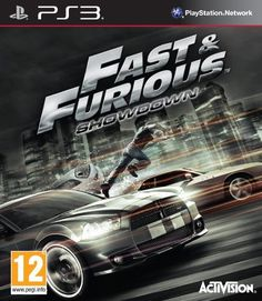 Fast and Furious Showdown Sony Playstation 3 PS3 Game UK PAL by Activision >>> Click image to review more details. Note:It is Affiliate Link to Amazon.