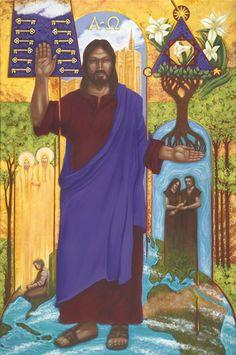 "Larry Ogan, ""Jesus the Christ"""