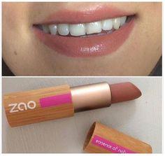 Rouge à lèvres 467 Nude Hâlé par #zaomakeup Photo : Green Spirit  #zao #makeup #makeupbio #vegan #crueltyfree #refillmakeup #maquillagerechargeable