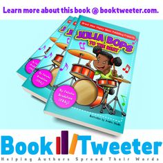 Julia Bops to the Beat by Felisha Bradshaw Authors, Beats, This Book, Presents, Learning, Gifts, Teaching, Writers, Favors