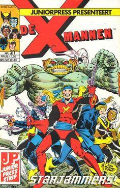X-Mannen #21 Achtervolging