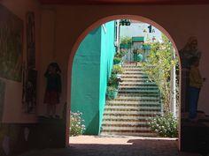 南アフリカ共和国のケープタウンにある『ボカープ』は、ポップカラーに塗られた壁がかわいらしい石製の家が立ち並び、多民族の文化が入り混じるマルチカルチャーな街。住民は約6000人とそれほど多くはありませんが、イスラム教徒とキリスト教徒が混在して生活しているそうです。