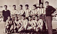 EQUIPOS DE FÚTBOL: LAS PALMAS contra Cádiz 11/09/1969