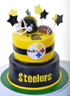 Pittsburg steelers football birthday party invitations di 336 steelers themed party invite google search filmwisefo Gallery