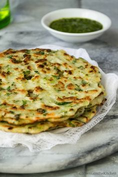Shweta in the Kitchen: Cucumber Thalipeeth - Savory Cucumber Pancakes - Kakdi Thalipeeth