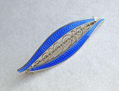 Lovely brooch by Harry Pedersen, Bergen.