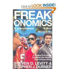 Steven D. Levitt & Stephen J. Dubner - Freakonomics