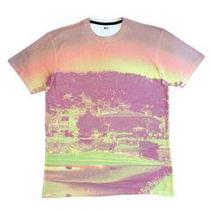Marina Print Tshirt  #summer #summerstyle #festivals #festivalstyle #marina #beachwear #mensstyle #mensfashion #photography #giftsformen #giftsforhim