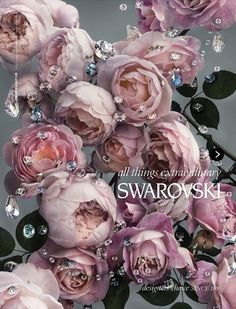 SWAROVSKI S/S 2013 Ad Campaign Photographer: Nick Knight