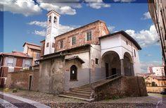 Pavia, San Giorgio in Montefalcone by Carlo Danese via Flickr