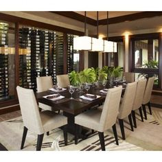 Dining Room Design, Pictures, Remodel, Decor and Ideas - page 12