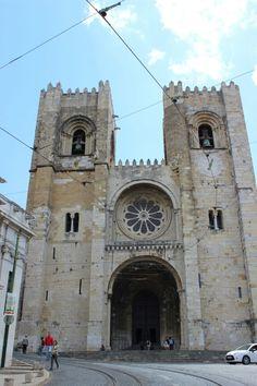 Lissabon Alfama wijk