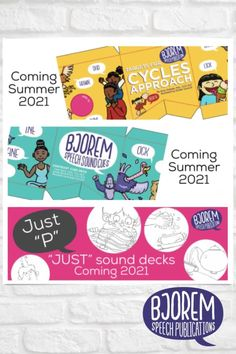 NEW BJOREM SPEECH SOUND CUES COMING IN 2021! #speechtherapy #speechtherapist #bjoremspeech #bjoremspeechsoundcues #speechsoundcues Childhood Apraxia Of Speech, Speech Delay, Phonological Awareness, Early Literacy, Dyslexia, Child Love, Speech And Language, Speech Therapy, Disorders