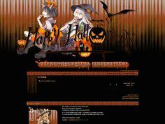 Thème Halloween pour forums gratuits