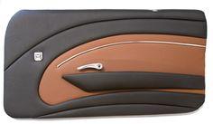 door panels custom chevelle  | Door panels are complete. panel