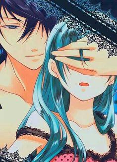 Kaito e Miku