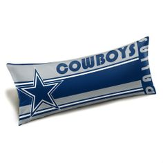 Use this Exclusive coupon code: PINFIVE to receive an additional 5% off the Dallas Cowboys Seal Body Pillow at SportsFansPlus.com
