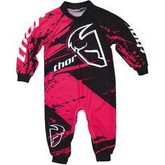 Thor Motocross Infant Pajamas