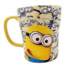 Minion coffee cup mug