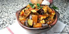 Veggie Güveç: Turkish Eggplant Stew #DinnerDone #CollectiveBias