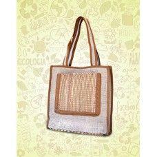 Bolsa Juta com Taboa Pequena - OFC002