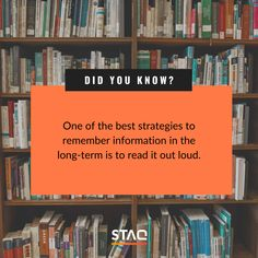 Research shows that reading things out loud is very helpful when learning and when wanting to remember a vast amount of information. Do You Feel, Did You Know, Rhodiola Rosea, Flow State, Out Loud, Side Effects, The Balm, Stress, Learning