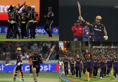 How KKR defied logics and reached IPL 7 final