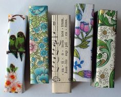 covered matchboxes {cori kindred}
