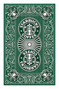 Starbucks Poster | Portfolio | Billy Sweeney Design