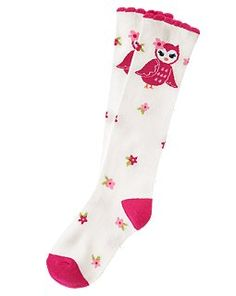 Owl Sock
