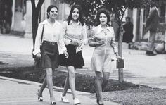 Kabul, Afghanistan, 41 years ago, 1972, Pre-Taliban  I wonder how many modern feminists simply don't even have a clue?