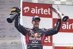 autosport.com - Photo Gallery: Indian Grand Prix Sunday (2012)