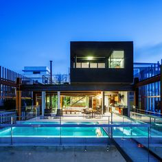 Dwell - Mirante House Collection of 27 Photos by FGMF Archtects