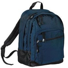 Sanmar   Port & Company® - Improved Basic Backpack.   Backpacks   Clemens Uniform   BG950