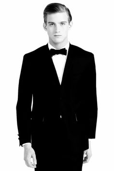 RJ King   Brooks Brothers Black Fleece SS12 /// BY FAR one of the most perfect looking human beings