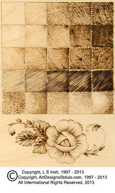 Woodworking Tips solid fill pyrography patterns Woodworking Saws, Small Woodworking Projects, Learn Woodworking, Woodworking Furniture, Wood Burning Crafts, Wood Burning Patterns, Wood Burning Art, Wood Projects For Beginners, Diy Wood Projects