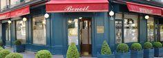 Benoit Paris : bistrot parisien, cuisine française traditionnelle