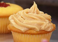 Buddy Valastro's Peanut Butter and Jelly Cupcakes These are to die for, even if you use cake mix!