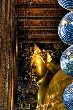Buddha at Wat Pho, Bangkok