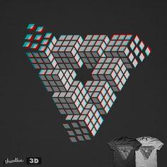 I'M PUZZL3D on Threadless