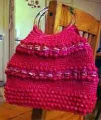 Crochet Summery Bag