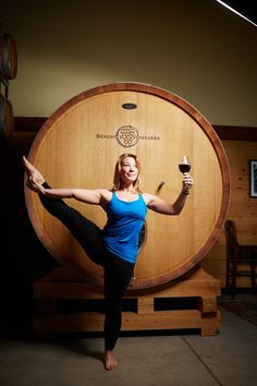 7/7/15 | NJ Monthly, Stretch & Swirl: Traversing the Yoga Wine Trail- Yoga meets wine tastings at these unique events throughout the state....