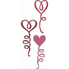 Silhouette Design Store - Search Designs : heart