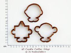 Mr. Birthday Cookie Cutter