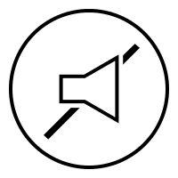 Audio Off Icon