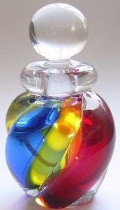 Archimede Seguso | Murano Perfume Bottle for Tiffany & Co.