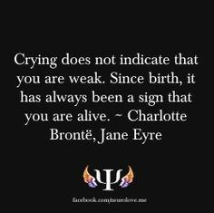 Charlotte Bronte/quote from Jane Eyre