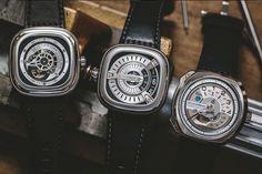Tìm hiểu nguồn gốc cái tên thương hiệu đồng hồ SevenFriday