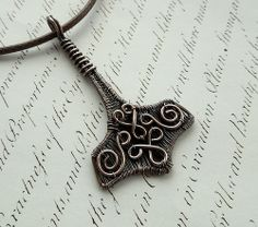 Thor's Hammer men's pendant (commission) | Flickr - Photo Sharing!
